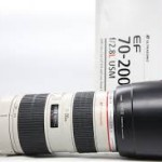 Canon 70-200 f2.8 IS USM MkII