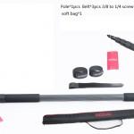 Carbon Fiber Boom Pole - 3 meter