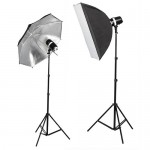 Studio Strobe Lighting kit