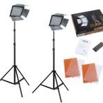 YN-600 LED Video Lighting Kit 2-Head